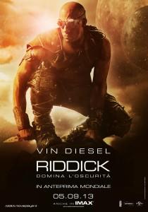 Riddick locandina