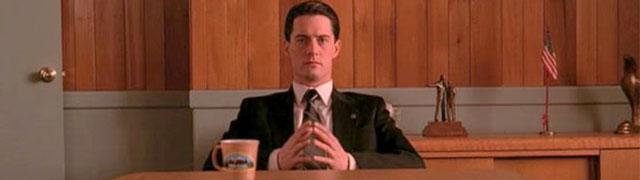 Dale Cooper Twin Peaks